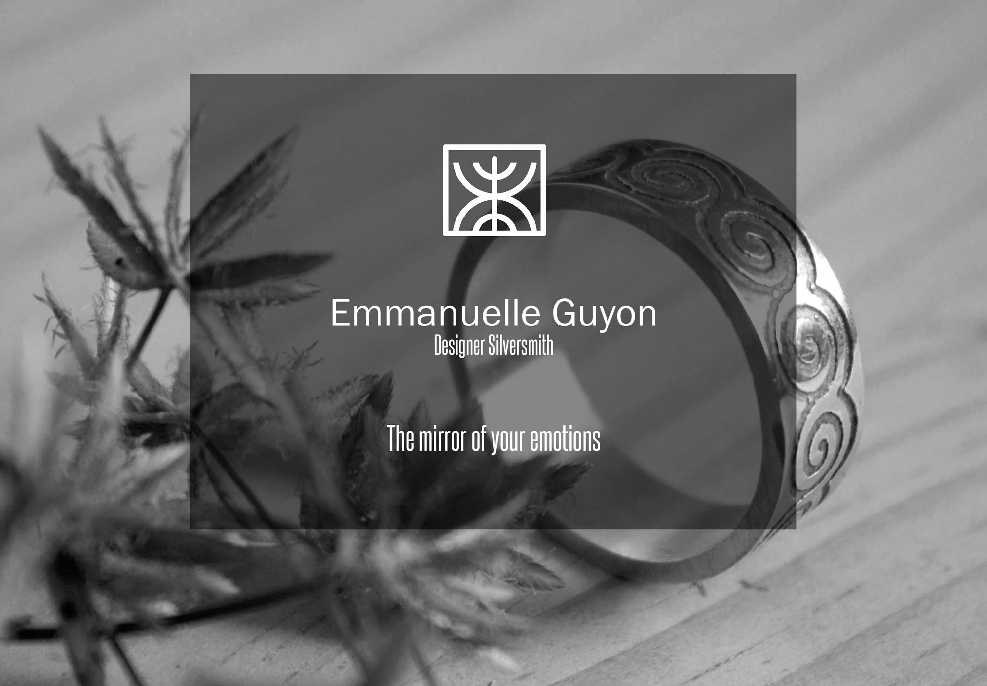 Welcome to emmanuelleguyon.com jewelry