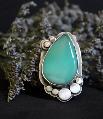 history and healing properties of chrysoprase