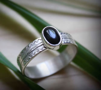 Virtues of black stones