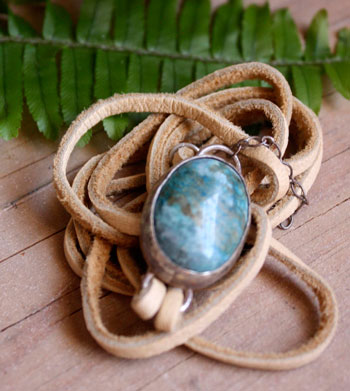 history and healing properties of chrysocolla