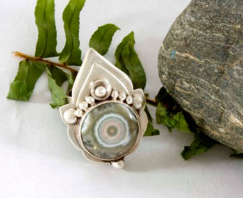 history and healing properties of ocean jasper