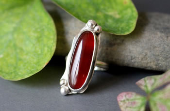 red agate history and healing propertties